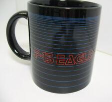 Eagle F-15 Cup Mug Jet Plane Aircraft Coffee Tea