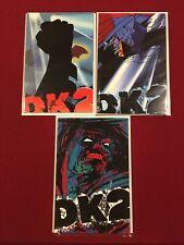 BATMAN: DARK KNIGHT STRIKES AGAIN DK2 #1 2 3 (DC 2001-02) NM LOT FRANK MILLER