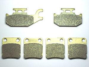 Brake Pads For Yamaha YFM 400 Kodiak FAT/FAHT/FAV 4X4 Grizzly YFM 400 4x4 YFM400