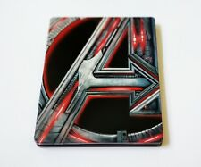 Avengers Movie STEELBOOK (4K + Blu Ray) to choose from (Items Sold Individually)
