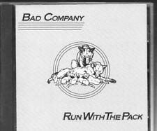 CD ALBUM 10 TITRES--BAD COMPANY--RUN WITH THE PACK--1976