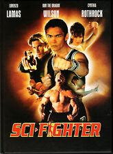 Sci-Fighter , limited Mediabook , uncut , new , Lamas , Rothrock , Wilson , A
