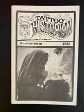 Lyle Tuttle's Tattoo Historian, Goa Forest, n. 7