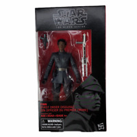 Star Wars The Black Series Finn 6 inch Action Figure (First Order Disguise) #51