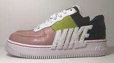 "SZ.10 Nike Women AF1 UPSTEP LX 898421-602  "" The Force is Female"" PortWine/White"