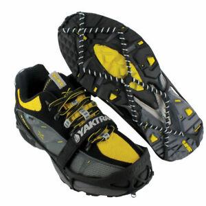 Yaktrax PRO SMALL Snow Ice Walking Shoe Chain Non Anti-Slip Grips SHOP SOILED