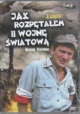 Jak rozpetalem II Wojne Swiatowa - Kociniak (DVD) Region ALL / POLISH, POLAND