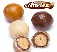M&Ms COFFEE NUT 4 lb Bulk Vending Chocolate CANDY New m and m