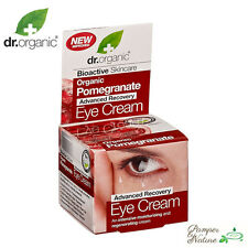 Dr Organic Pomegranate Advanced Recovery Eye Cream 15ml