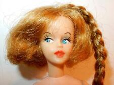 Vintage Tressy Doll Grow Hair In Blue Dress