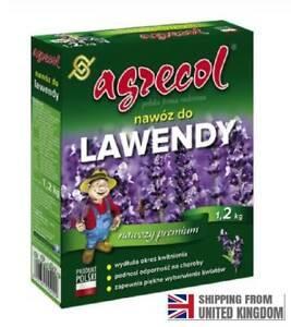 FERTILIZER FOR LAVENDER, Flowering Plentiful, 1.2 kg, AGRECOL