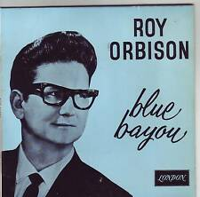 ROY ORBISON BLUE BY YOU 1963 EP RARE