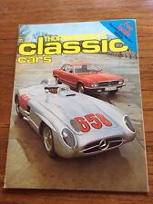 Vintage Magazine Thouroughbred & Classic Cars  Film Prop  Car Showroom May 1976
