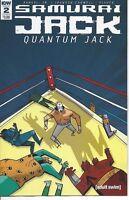 Samurai Jack #2 Quantum Jack Variant COVER B 1ST Print IDW