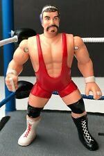 "WCW Rick Steiner Wrestling Figure 4.5"" OSFT 1998"
