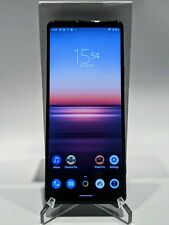 Sony Xperia 1 II 5G - 256GB - Black (Unlocked) (Hybrid Dual SIM) Smartphone