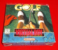GOLF Nintendo Virtual Boy Versione Americana ○ COMPLETO