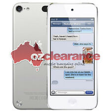 USED   Apple iPod Touch 5th Generation   Silver   32GB   Unlocked