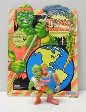 TOXIC CRUSADERS Avenger HEADBANGER Playmates action figure w/card