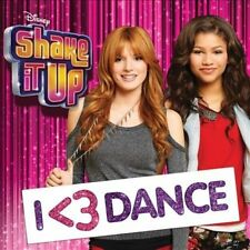 Shake It Up: I <3 Dance CD 2013 New