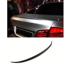 M style Carbon Fibre Rear Trunk Spoiler Wing For BMW F10 520i 535i 550i M5