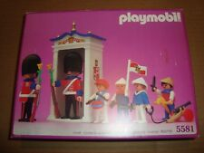 PLAYMOBIL SYSTEM 5581 VICTORIAN ROYAL GUARDS & CHILDREN PLAYMOBIL 1989