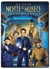 UNA NOTTE AL MUSEO 3 - IL SEGRETO DEL FARAONE (DVD) Ben Stiller, Robin Williams