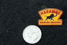 HARAMBE WILDLIFE SERVICE PIN