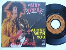 MIKE PINERA Alone with you 2089060 Pressage FRANCE Discotheque RTL
