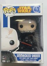 Funko Pop! Unmasked Vader Figure Star Wars 43