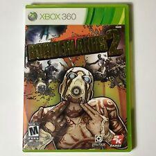Borderlands 2 Xbox 360 Great condition (No Manual)