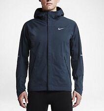 Nike Shieldrunner Men's Running Jacket Squadron Blue - M - 689473 460