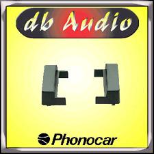 Phonocar 3/226 Mascherina Autoradio Audi A4 Nero 1 DIN Adattatore Cornice Radio