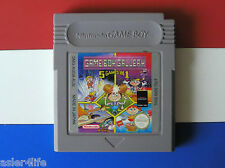 GAMEBOY GALLERY 5 GAMES IN 1 - GAME BOY
