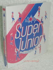 Super Junior Vol. 6 Sexy, Free & Single Repackage Spy Taiwan Ltd CD+75P (Ver. C)