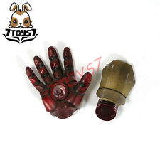 Hot Toys 1/6 Iron Man 3 - Tony Stark The Mechanic_Armed Hand #3_Mk 42 Now HT144B