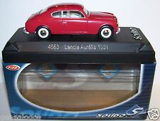 OLD AGE D'OR SOLIDO LANCIA AURELIA ROUGE 1951 REF 4563 1/43 BOX