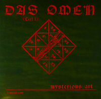 "Thge Mysterious Art - Das Omen (Teil 1) - 12"" Maxi - C113 - washed & cleaned"