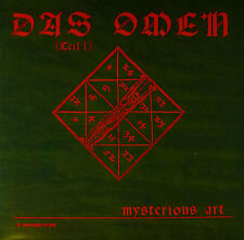 """Thge Mysterious Art - Das Omen (Teil 1) - 12"""" Maxi - C113 - washed & cleaned"""