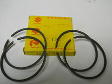 Suzuki NOS T250, 1969, Piston Ring Set, STD,  # 12140-11012   S30