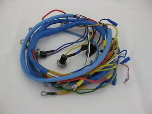 FORDSON SUPER DEXTA  TRACTOR WIRING WIRE LOOM HARNESS