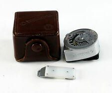 Leica Light Meter Metraphot 3 with Diffusor, in original case