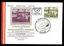 Austria 1984 Natural Beauty Spots FDC #C10675
