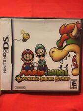 Mario And Luigi Bowsers Inside Story Ds Game