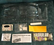 Parma Vintage Shelby 427 Cobra 1/10 Rare Vintage R/C Lexan Body Team Losi #10177