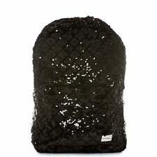 SPIRAL OG Backpack Black Diamond Sequins 1361-OG SPIRAL Schoolbag