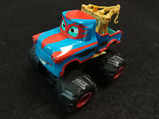 Rare Disney Pixar Cars Toon The Tormentor Monster Truck Mater Deluxe No Box