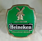 Heineken Sign Stand Up Or Wall Mount Imported Holland Beer