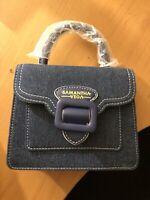 Samantha Vega, small handbag crossbody shoulder purse women