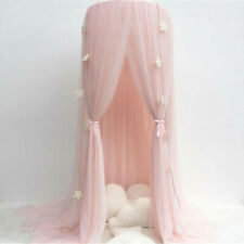 Kids Girls Bed Canopy Bedcover Princess Curtain Bedding Dome Tent Room Decor Us